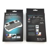 Mini Keyboard GJ-I8 Black