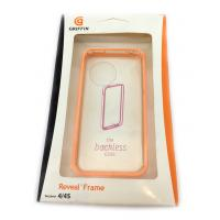 Чехол Бампер Criffin iPhone 4/4S Orange