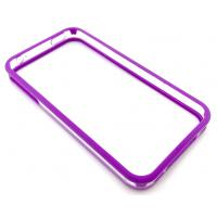Чехол Бампер Criffin iPhone 4/4S Violet