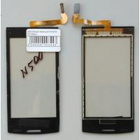 Сенсорный экран для NOKIA 500 Black