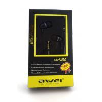 Наушники AWEI ES-Q2 Black
