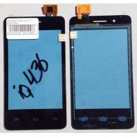 Сенсорный экран для FLY IQ436i Black