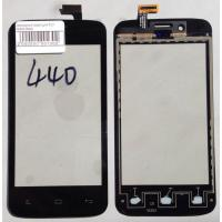 Сенсорный экран для FLY IQ440 Black