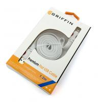 Дата кабель GRIFFIN Ruler iPhone 5 White