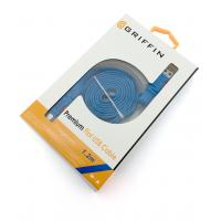 Дата кабель GRIFFIN Ruler micro USB Blue