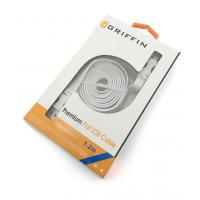 Дата кабель GRIFFIN Ruler micro USB White