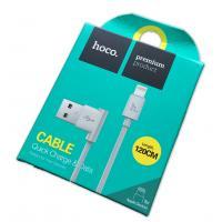 Дата кабель HOCO UPL-11L iPhone 5 120cm White