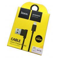 Дата кабель HOCO UPM-10 micro USB 120cm Black