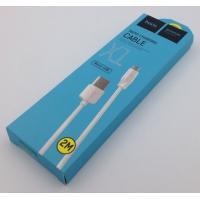 Дата кабель HOCO X1 Rapid Micro USB 2m White