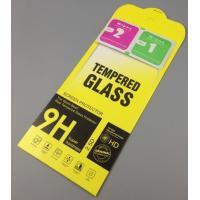 Упаковка для защитного стекла + 2 шт салфетки