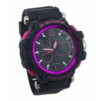 Часы CASIO G-SHOCK CGS-018 Black/Pink