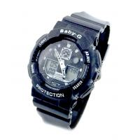 Часы CASIO BABY-G BGA-130 Black/White