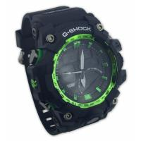 Часы CASIO G-SHOCK CGS-012 Black/Green