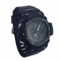 Часы CASIO G-SHOCK CGS-014 Black/Yellow