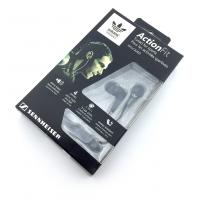 Наушники SENNHEISER Adidas CX 200 + mic Black