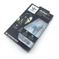 Наушники SENNHEISER Adidas CX 200 + mic Blue