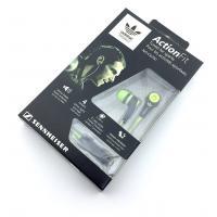 Наушники SENNHEISER Adidas CX 200 + mic Green