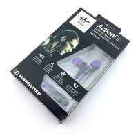 Наушники SENNHEISER Adidas CX 200 + mic Violet