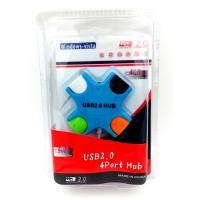 USB HUB 4 ports BIG-X Blue