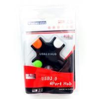 USB HUB 4 ports BIG-X Black