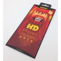 Защитная пленка REMAX iPhone 6 Glossy Red