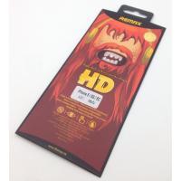 Защитная пленка REMAX iPhone 5/5S/5С Glossy Red