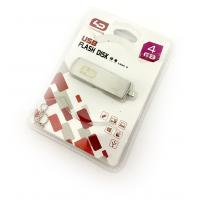 USB Flash Drive  4Gb L.DATA LD-C08 Silver
