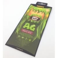 Защитная пленка REMAX iPhone 4/4S Matte Green