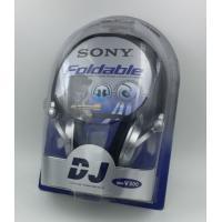 Наушники Sony MDR-V300 Black/Silver