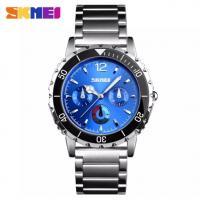 Часы SKMEI Model No. 1482 Silver_Blue