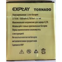 Аккумулятор для EXPLAY Tornado