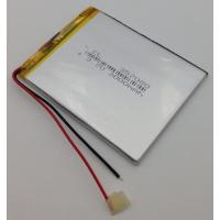 Аккумулятор универсальный  80х70х3.5 мм 3,7V 3000mAh