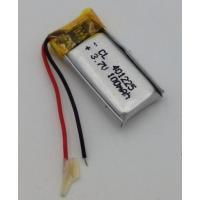 Аккумулятор универсальный  25х12х4 мм 3,7V 100mAh