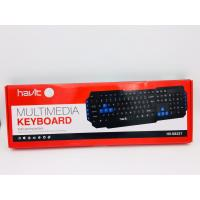 Клавиатура HAVIT HV-KB327 USB Black