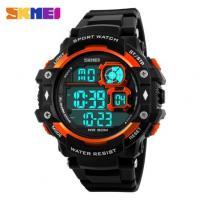 Часы SKMEI Model No. 1118 Black_Orange