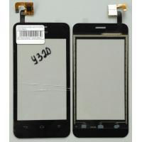 Сенсорный екран для HUAWEI Y320 Black