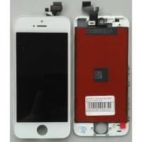 Дисплей + тачскрин для Apple iPhone 5 Orig White