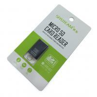 Картридер SIYOTEAM SY-T18 (Micro SD) Black