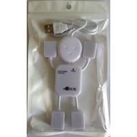 USB HUB 4 ports Человечек (тех. упаковка)