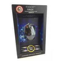 Мышь VIOLET U116 USB Black