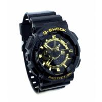 Часы CASIO G-SHOCK CGS-021 Black/Gold