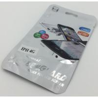 Защитная пленка iPhone 4/4S Glossy