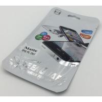 Защитная пленка iPhone 5/5S 2 in 1 Matte