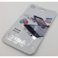Защитная пленка iPhone 6/6S 2 in 1 Matte