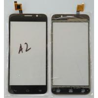 Сенсорный экран для GIGABYTE Gsmart Alto A2 Black (стрелка слева)