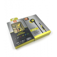 Наушники JBL HS-49 + mic Yellow