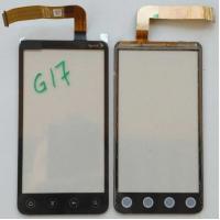 Сенсорный экран для HTC Evo3D/G17/X515M