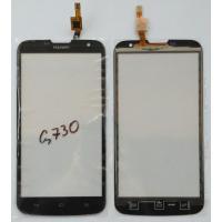 Сенсорный екран для HUAWEI G730 Black