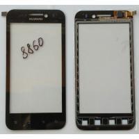 Сенсорный екран для HUAWEI U8860 Black