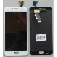 Дисплей + тачскрин для MEIZU M3 / M3 mini White (0.7x14.5mm)